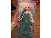 Elsa doll (original Disney) unopened box