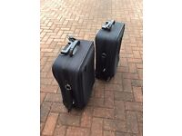 **Set of 2 small suitcase trolleys - a great buy, fully operational & from a non-smoking home**