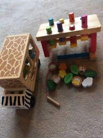 Age 2+ Wooden Toys Melissa & Doug