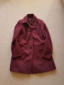 Ladies marks & spencers coat