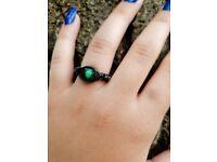 Handmade Tom Riddle inspired ring