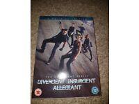 Divergent Trilogy for sale