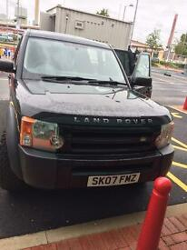 Commercial landrover