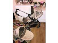 icandy i candy cherry pram pushchair