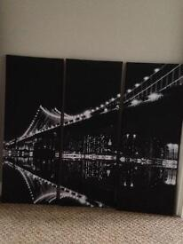 Set of 3 canvas