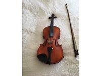 Hidersine violin