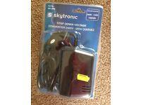 Skytronic. 240V-120V 10VA STEP DOWN VOLTAGE
