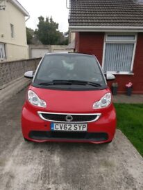 SMART FORTWO COUPE 23K ONLY