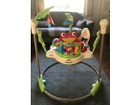 Jumperoo is very good used condition from smoke free home