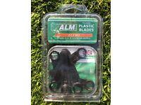 Flymo lawnmower blades e25/30