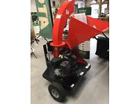Dr Rapid Feed Wood Chipper