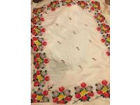 Hand made Double Bed cover