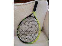 """Child Dunlop 19"""" Tennis Racket £3.50"""