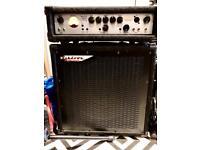 Ashdown Mag 300 evo ii 300w bass amplifier.