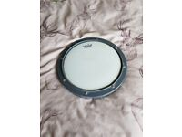 """Practice pad for drummers - Remo brand - 10"""""""
