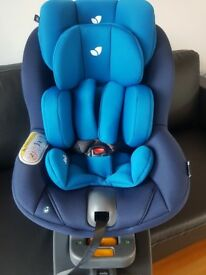 Joie I-anchor baby carseat+ isofix