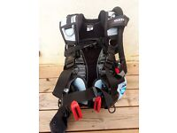 Mares Kaila MRS Plus Ladies Diving BCD Size Small