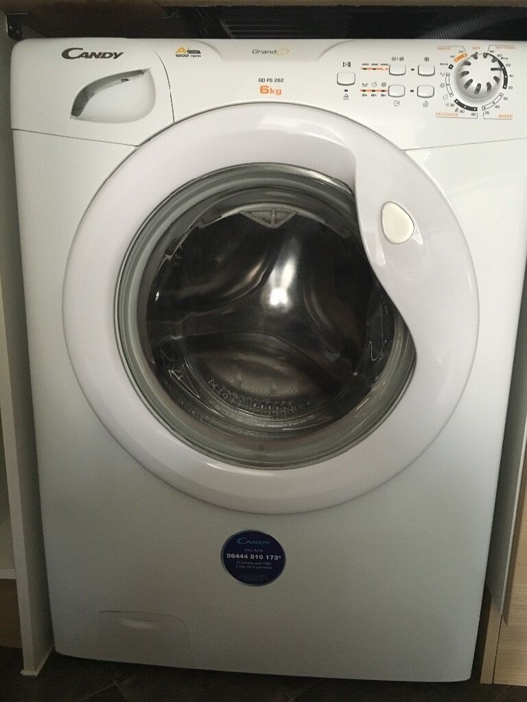 candy 6kg washing machine asap collection in maidstone. Black Bedroom Furniture Sets. Home Design Ideas