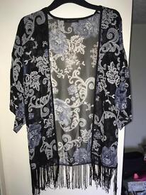 QEO LONDON Kimono
