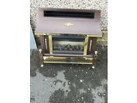 Robinson Willey gas fire