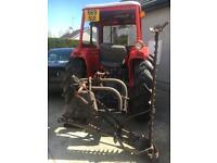 Massey Ferguson Sowing Machine