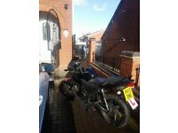 Motorbike 125 CC