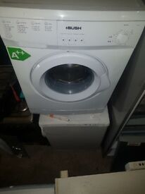 Bush washing machine 6 kg