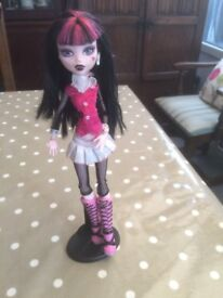 Monster High Doll Draculaura