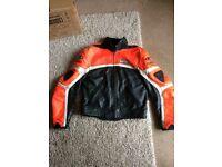 Spidi leather jacket, euro 52/54
