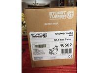 Stuart turner ltd pump used