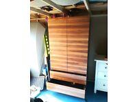 Beautiful Hardwood Wardrobe