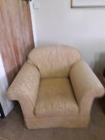 Laura Ashley Armchair in good condition no marks or tears very comfortable