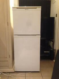 Beko fridge freezer 55cm x 131cm delivered