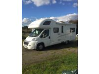 Swift Suntor (Sundance) 630L motorhome 2007/57 6 berth rear lounge only 27,000 miles.