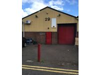 LEYTON / ARGALL AVENUE LEA BRIDGE ROAD WAREHOUSE / LOCK UP / COMMERCIAL SPACE