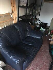 2 seater + 1 seater sofa