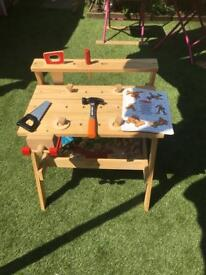 Melissa and Doug workbench