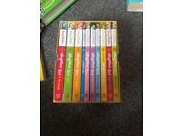 The naughtiest girl book set 1-10