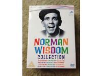 Norman Wisdom DVD'S