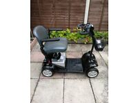 Kymco Mini LS mobility scooter lightweight portable 4 mph *can deliver /px welcome *