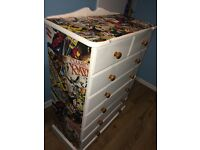 Marvel Chest Of Drawers FREE