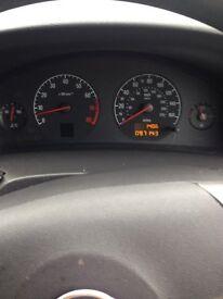 Vauxhall Vectra 1.8 LS damaged repaired (cat C) mot'd 23/6/17