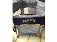 Graco 6 side play pen