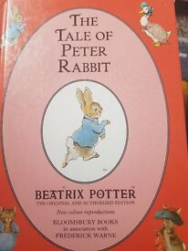 Beatrix potter; the orginal and authorized edition
