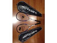 Squash rackets - Dunlop Blaze