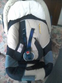 Car seat.JANE matrix