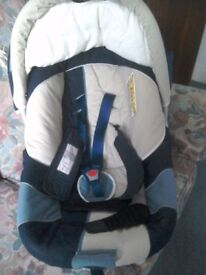 Car seat.JANE matrix