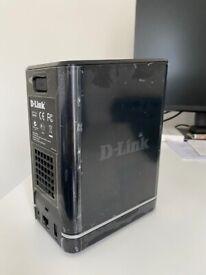 D-Link ShareCenter 2-Bay Cloud Network Storage Enclosure