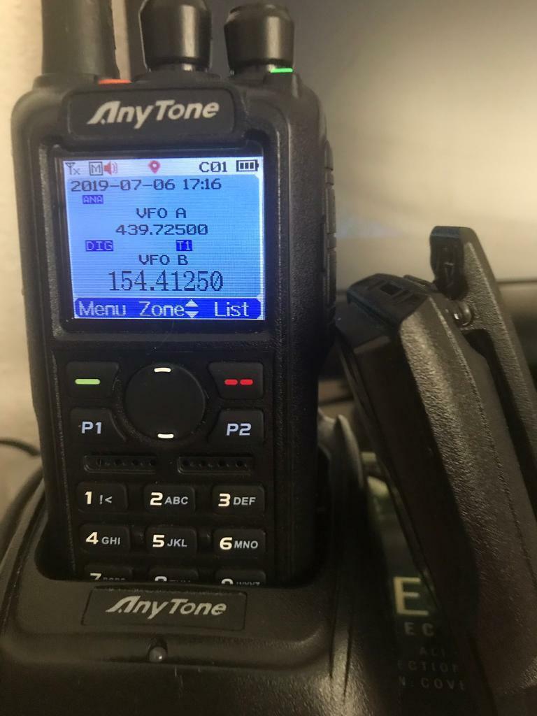 Anytone 868 ham radio dmr | in Long Sutton, Lincolnshire | Gumtree
