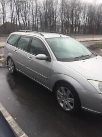 2002 Ford Focus estate NOW SOLD THANKS